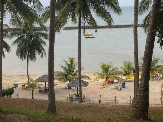 Batam View Beach Resort: Beach