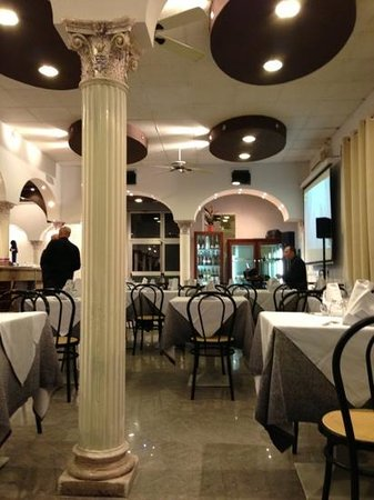 Bovida Music Restaurant: sala
