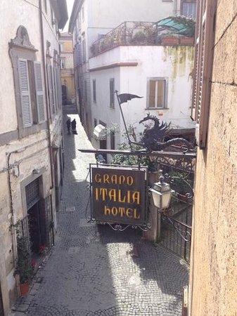 Grand Hotel Italia: Hotel Grand Italia