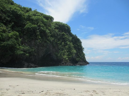 Dewa Alit - Private Tours: White Sand Beach (ideal for a beach day trip from Ubud)