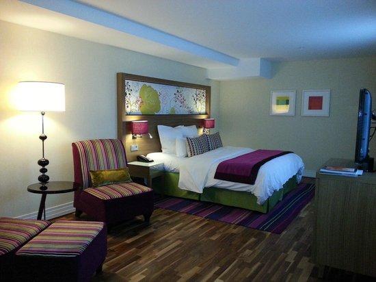 Renaissance Malmo Hotel: bed