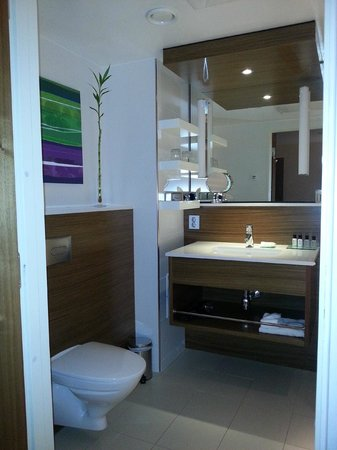 Renaissance Malmo Hotel: WC