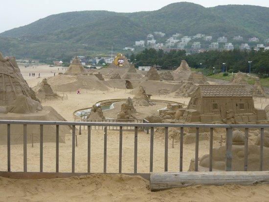 Zhujiajian Island: the view