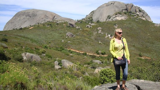 Paarl Mountain Nature Reserve-great day out