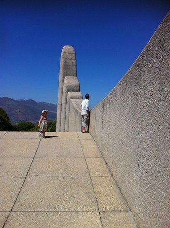 Afrikaans Language Monument-Paarl