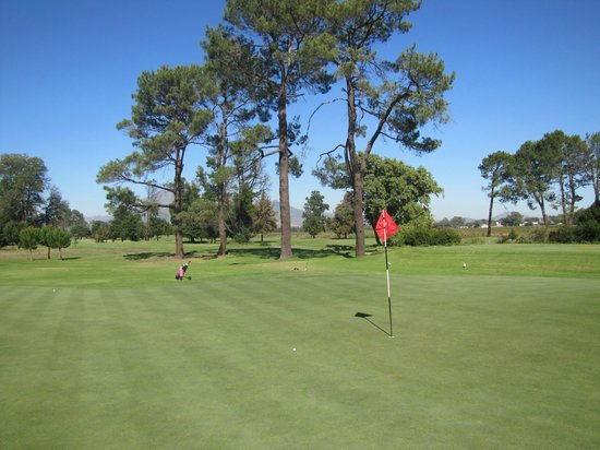 Paarl Boschenmeer Golf Club, 27 holes great condition a pleasure to play