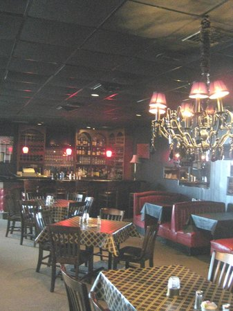 Nick's Bar area