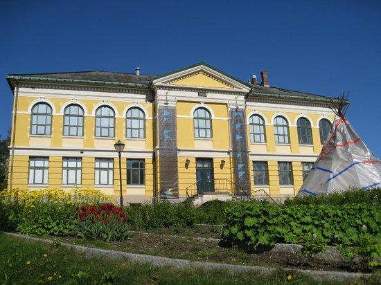 Tromsø Center for Contemporary Art: Facade