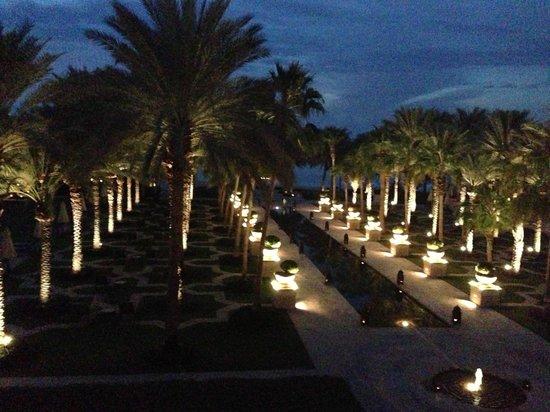 The Palace at One&Only Royal Mirage Dubai: Set fra en af resturanterne