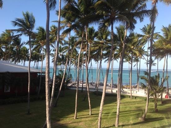 Barcelo Bavaro Palace: gorgeous view from Jr. deluxe suite