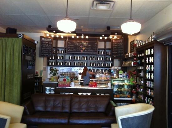 Salon De The Chai Tea Lounge Montreal Le Plateau Mont