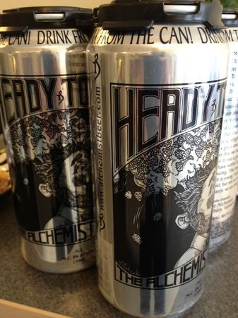 The Alchemist Brewery: Heady Topper