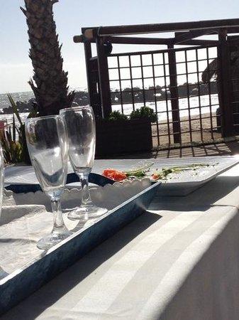 Hotel Pino al Mare : aperitivo sul mare:)