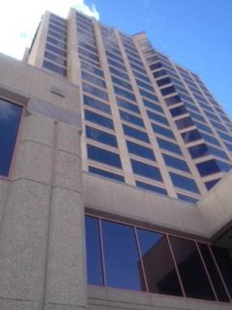 Hyatt Regency Albuquerque: Exterior