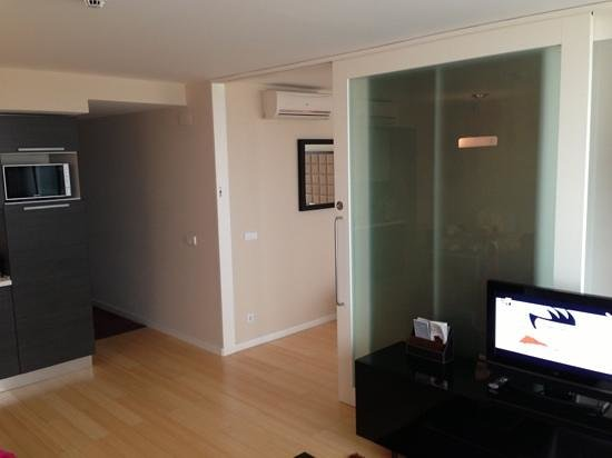 Aparthotel Atlantico: quarto