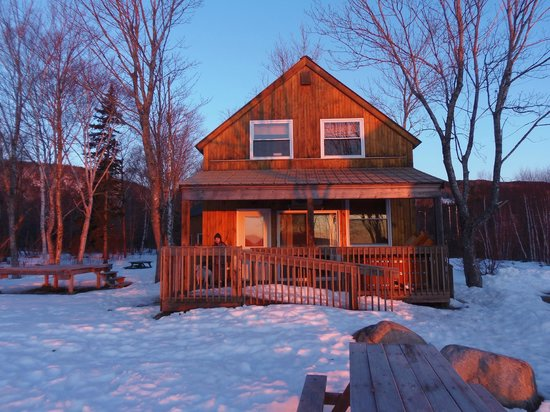 Cabot Shores Wilderness Resort: Our Chalet