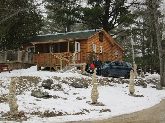 Springwood Cottages: cottage 11
