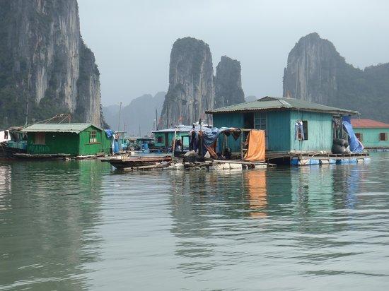 Darian Culbert: The touristy fishing village