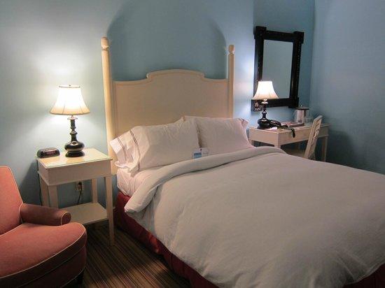 Congress Hall: Cómoda cama