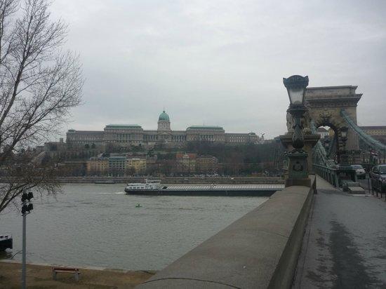 Marmara Hotel Budapest: The Danube