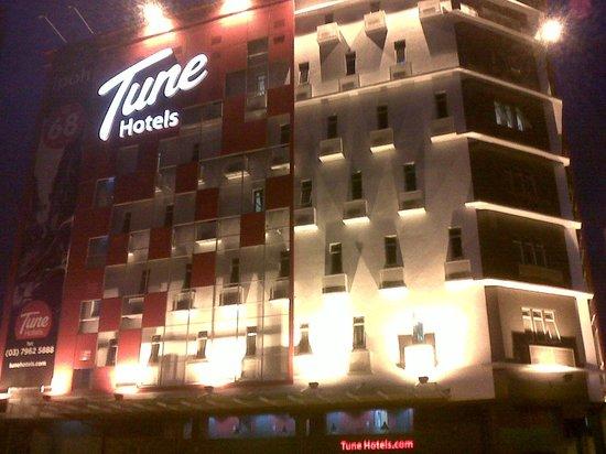 Tune Hotel Kuala Lumpur: I love Tune Hotels!