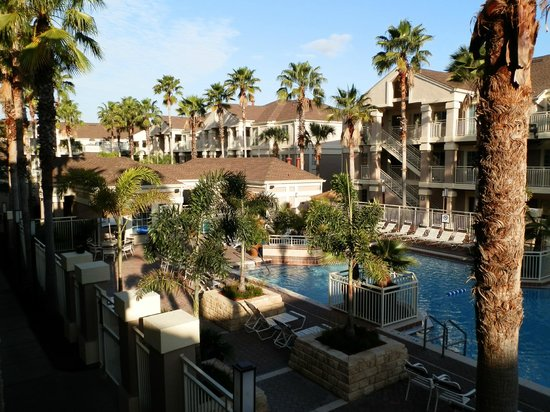Staybridge Suites Lake Buena Vista: View from our two bed suite.