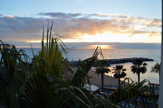 Hotel Calheta Beach: Ausblick (Meeresseite)