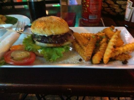 Cafe Zoom : Good meal.