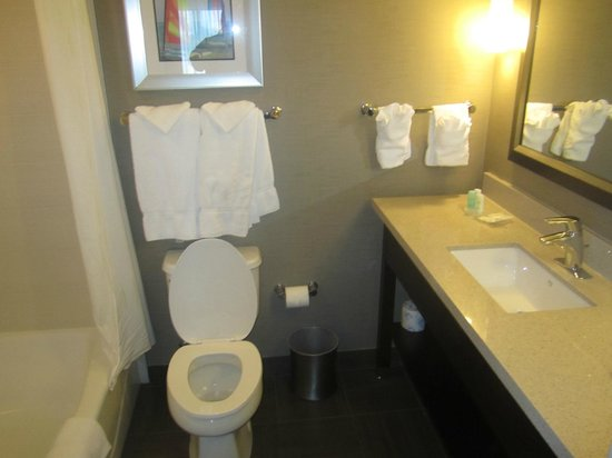 Comfort Suites Miami Airport North: very clean/ simply nice