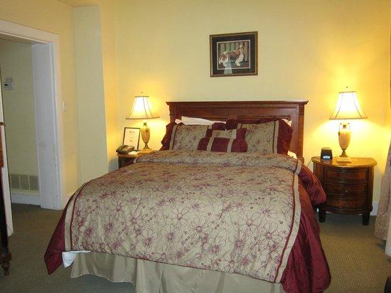 Morris House Hotel: Bonita habitación