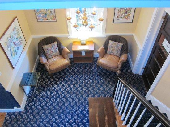 Morris House Hotel : Hall