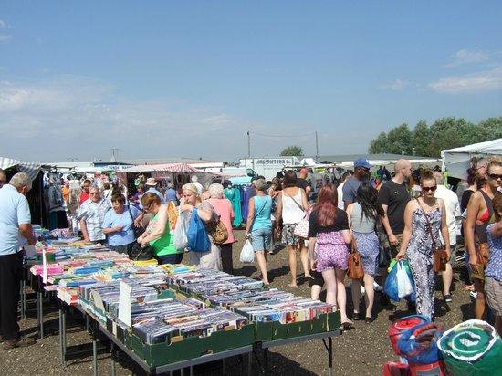 St. Osyth Beach: Bargains Everywhere