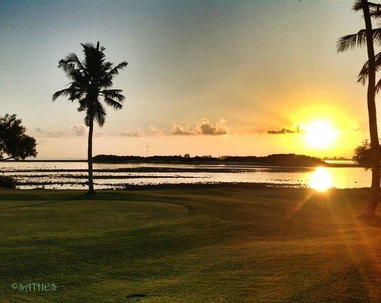 馬爾代夫香格里拉大酒店照片