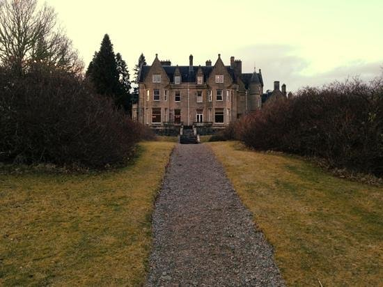 ‪‪Glengarry Castle Hotel‬: Precioso, no?‬