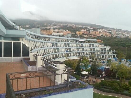 La Quinta Park Suites: vistas
