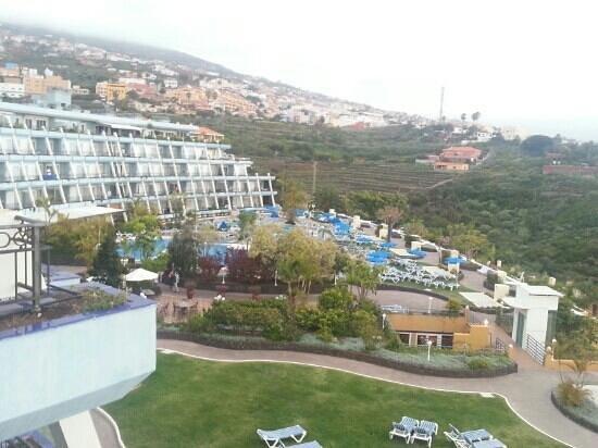 La Quinta Park Suites: vista