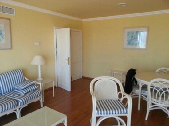 La Quinta Park Suites: habitaciones