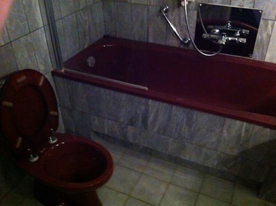 badkamer  Foto van Hampshire Hotel  't Hof van Gelre, Lochem