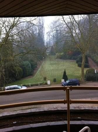 Hampshire Hotel - 't Hof van Gelre: uitzicht