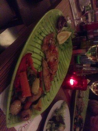 Osteria: рыбка