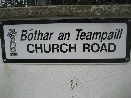 St. Patrick's High Cross: The Location