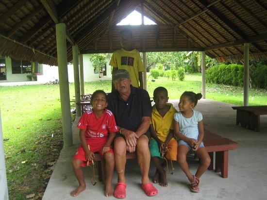 Espíritu Santo, Vanuatu: Bokissa Village