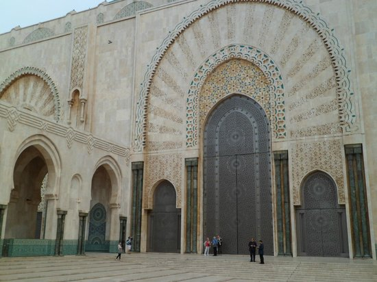 Meczet Hassana II: Moschee Hassan II