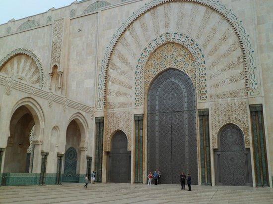 Мечеть Хассана II: Moschee Hassan II