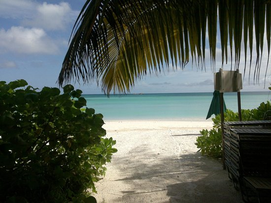 Acajou Beach Resort: seychelles