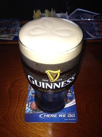 O'Donoghue's Bar and Grill : arrgghh