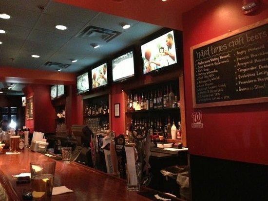 Hard Times Cafe Menu Fredericksburg Va