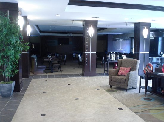 Holiday Inn Houston - Webster: lobby