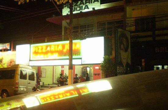 Pizzaria Joia : Adoramos tudo! Ambiente muito familiar