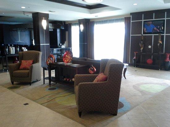 Holiday Inn Houston - Webster : restaurant